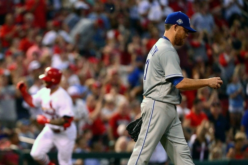 It's time for Ian Kennedy to ditch the 4-seam fastball