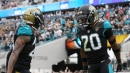 Jaguars CBs Jalen Ramsey and A.J. Buoye both miss first day of OTAs