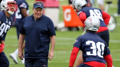 Patriots Practice Report: 10 Players Absent From OTAs, Nine Others Limited