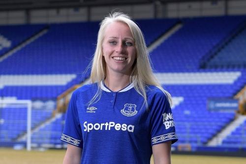 Everton Ladies sign new midfielder
