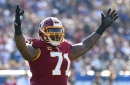 Trent Williams is #57 on the NFL's Top 100 List