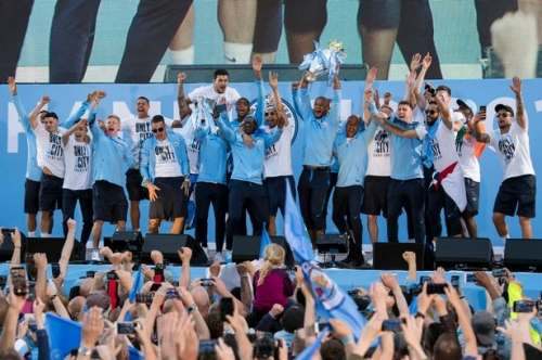 Premier League record breaking is just the beginning for Man City