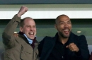 The story of how John Carew and Prince William became Aston Villa buddies