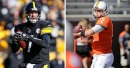 Ben Roethlisberger says comments about Mason Rudolph were taken out of context