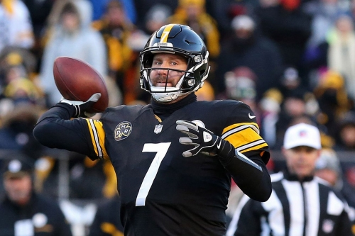 Pittsburgh Steelers quarterback depth ranked 11th in the NFL