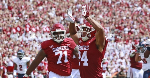 Athlon Sports projects 5 Sooners as 2018 All-Big 12 first-team selections