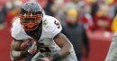 Oklahoma State RB Justice Hill lands on Athlon preseason All-Big 12 first team