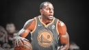 Kevon Looney a better fit with starters than Andre Iguodala