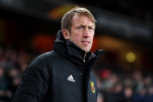 Graham Potter edging closer to Swansea City manager job after holding talks with Liberty Stadium chiefs