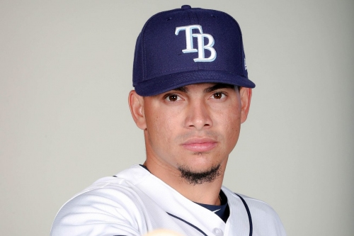 Tampa Bay Rays promote Willy Adames, per report