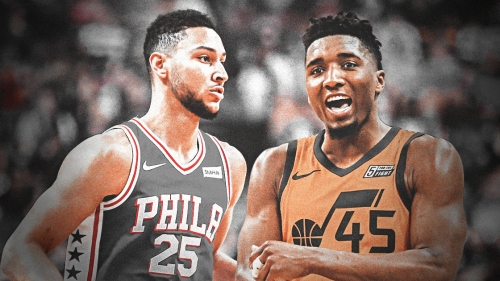 NBA news: Sixers' Ben Simmons, Jazz's Donovan Mitchell unanimously named to NBA All-Rookie First Team