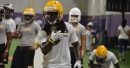 Running back Chris Curry will give LSU fans reason to be excited