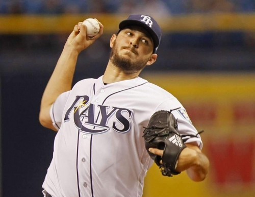 For starters: Rays vs. Red Sox, with Faria on the mound