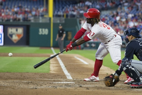 Is the Phillies offense good, bad or something else?