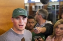 Christian Hackenberg says Jets did little to help him improve