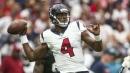 Texans QB Deshaun Watson begins throwing at OTAs