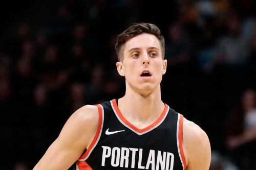 Zach Collins Not Voted to 2017-18 NBA All-Rookie Teams