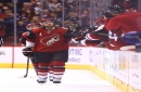 Coyotes defenseman Oliver Ekman-Larsson, Sweden win world championship