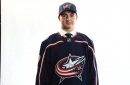 Columbus Blue Jackets sign Alexandre Texier
