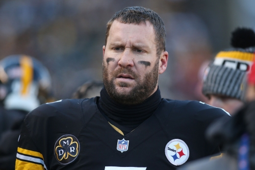 Ben Roethlisberger says his comments about Steelers rookie Mason Rudolph 'said in jest'