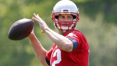 Patriots' Tom Brady-Less OTAs Session Felt Different For Good Reason