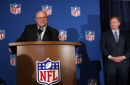 NFL owners approve sale of Panthers from Jerry Richardson to David Tepper