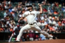 Giants make roster move ahead of two-game series with Astros