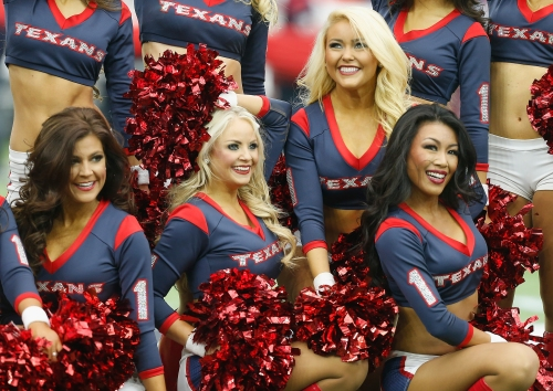 Former Houston Texans cheerleaders claim they were subject to abuse