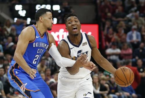 Ben Simmons, Donavan Mitchell headline NBA's All-Rookie team