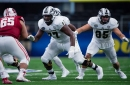 Steelers sign third round pick Chukwuma Okorafor to rookie contract