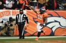 Broncos RB De'Angelo Henderson participates in OTAs after harrowing car crash