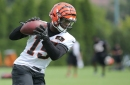 Paul Daugherty: Cincinnati Bengals WR John Ross learning to be a pro from Houshmandzadeh