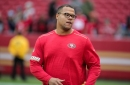 49ers depth chart uncertain due to injury absences
