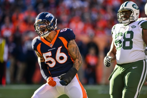 Broncos linebacker Shane Ray focused on his play, not his contract