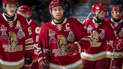 Truchon-Viel one win away from leading Acadie-Bathurst to Memorial Cup final