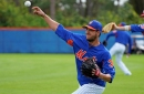 NY Mets could get catcher Kevin Plawecki and reliever Anthony Swarzak back before end of May