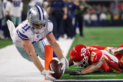ESPN's Matthew Berry says Cowboys have worst receiver corps in the NFL