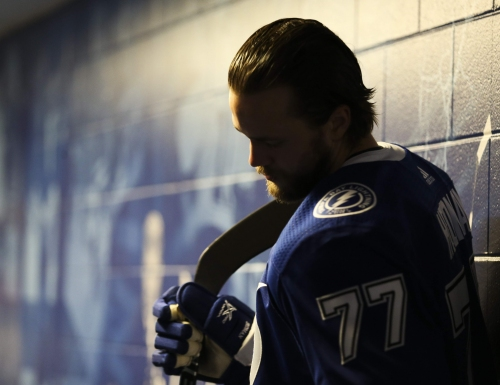 Lightning-Capitals: Tampa Bay's Game 7 Mr. Essential