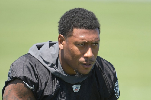 Bruce Irvin success story helping Raiders to take chance on players with troubled past