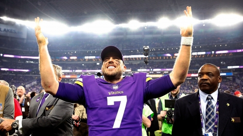 Ex-Vikings QB Case Keenum excited about being 'the guy' in Denver