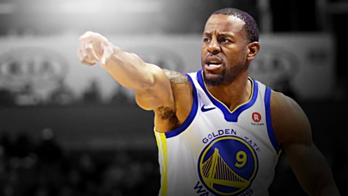 Breaking: Andre Iguodala won't play in Game 4 vs. Rockets