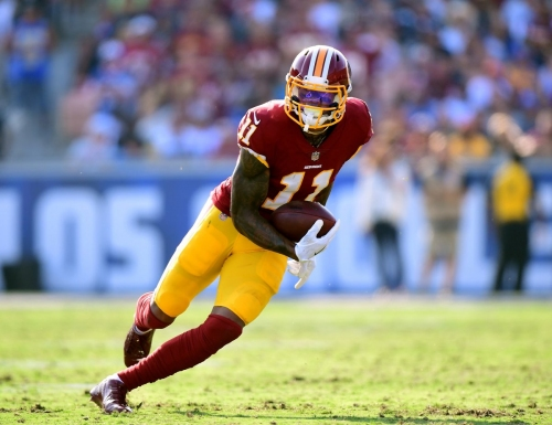 Terrelle Pryor misses start of Jets OTAs due to ankle injury