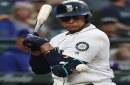 Elbow contusion keeps Nelson Cruz out of the Mariners lineup for another game