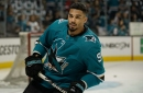 REPORT: Evander Kane Re-Signs with the Sharks, Sabres get First Round Pick