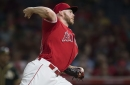 Angels' Blake Wood diagnosed with damaged UCL