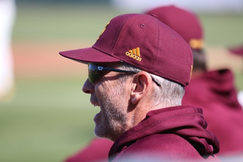 ASU Baseball Notebook: Tracy Smith talks moving in fences, MLB Draft and Torkelson ahead of Cal series