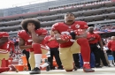 NFL considers how to deal with anthem protests; 15-yard penalty reportedly among options