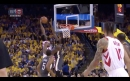 Rockets video: James Harden posterizes Warriors' Draymond Green