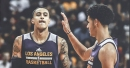 Kyle Kuzma says Lonzo Ball taking weight room more seriously