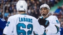 Source: Sharks closing in on 7-year deal with Evander Kane